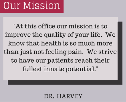 dr harvey chiropractic back pain   centers